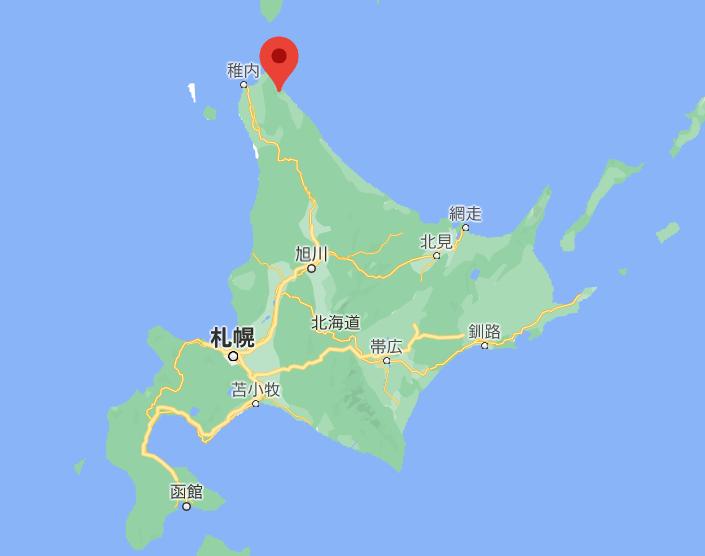 北海道 猿払村の平均所得額がすごい!